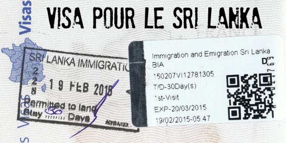 Виза на Шри-Ланку для россиян 2017-2018: нужна ли виза, как получить